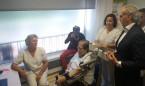 Guadarrama rehabilita a sus pacientes con un robot de última generación