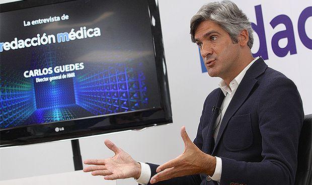 """Guedes: """"El mercado farmacéutico se ha utilizado para combatir la crisis"""""""