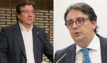 Guillermo Fernández Vara y José María Vergeles