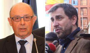 Hacienda denuncia a Comín por los gastos del referéndum del 1-O