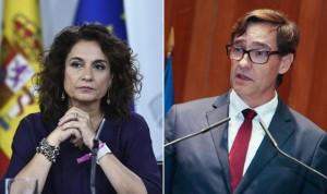 Hacienda limitará el gasto de Sanidad al 50% hasta contar con nuevos PGE