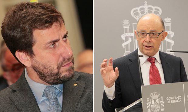 """Hacienda vigilará que Comín no dedique """"ni un euro"""" de Salud al 'procés'"""
