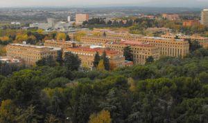 Hallan 10 bombas de la Guerra Civil junto al Hospital Clínico de Madrid