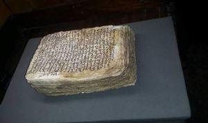 Hallan una receta de Hipócrates en unos manuscritos del siglo VI