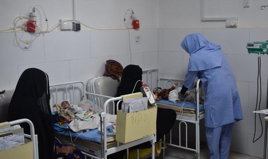 """""""Haremos todo lo posible para que las sanitarias afganas sigan trabajando"""""""