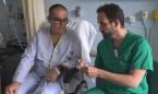 Hazaña médica en Madrid: le salvan la vida fabricando una aorta 3D 'exprés'