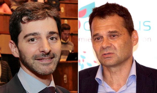 Héctor Ciria y Víctor Madera