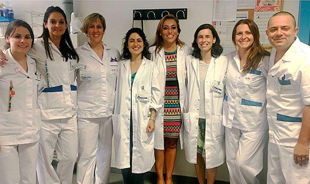 Hematología del Infanta Elena renueva la certificación CAT
