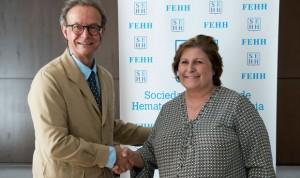 Hematólogos y pacientes colaborarán en formación e investigación