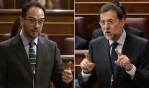 """Hernando, a Rajoy: """"Le han dado a la sanidad un hachazo de 1.200 millones"""""""
