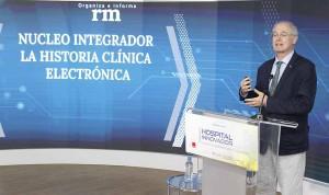 Historia clínica electrónica: núcleo integrador del hospital