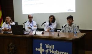 Hito nacional del Vall d'Hebron al trasplantar un hígado para tratar Mngie