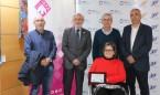 """HLA Montepellier reconoce a la Fundación DFA por su """"admirable labor"""""""