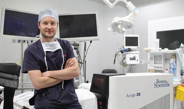 HLA Montpellier incorpora tecnología láser en Urología