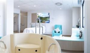 HM Belén ya ha asistido a 10 mujeres en su Unidad de parto natural
