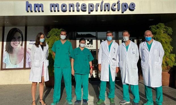 HM CIEC Madrid, pionero en la ablación de plexos canglionares
