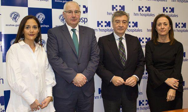 HM Hospitales atenderá a los 35.000 pacientes de Mutua Gallega