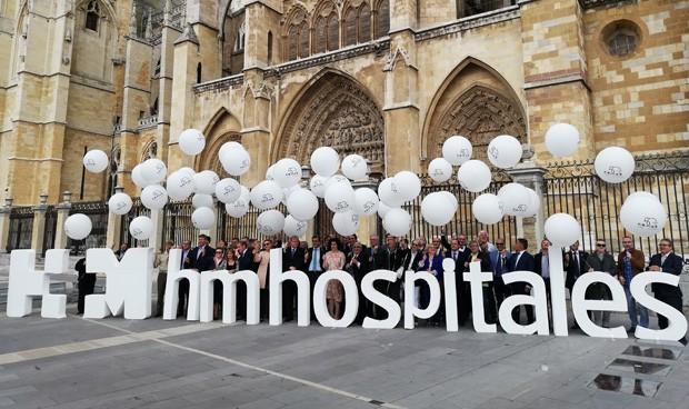 HM Hospitales celebra el 50 aniversario de HM Regla y HM San Francisco