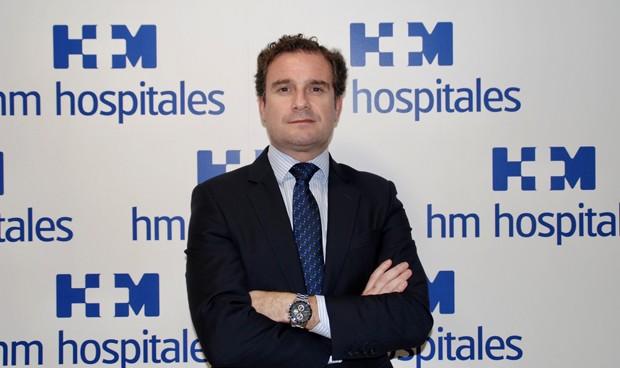 HM Hospitales nombra a Iván Hevia nuevo director de Servicios al Cliente