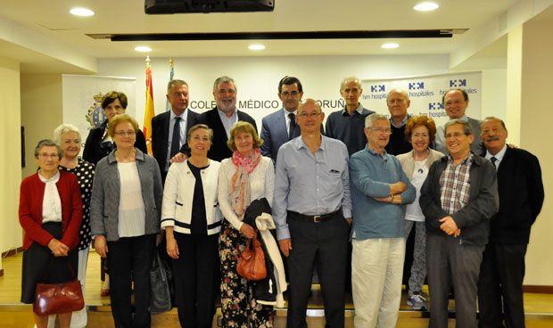 HM Hospitales ofrece asistencia gratuita a médicos jubilados de A Coruña