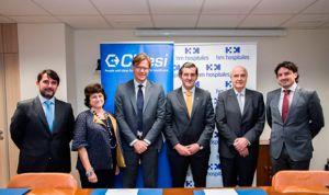 Chiesi y HM acuerdan ofrecer el primer fármaco con células madre de la UE