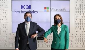 HM Hospitales y Microsoft impulsan un proyecto conjunto de IA en Oncología