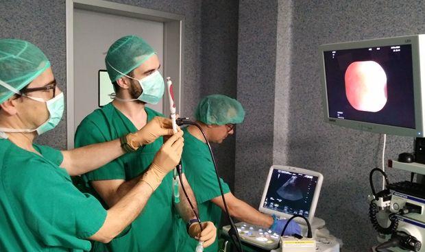 HM Modelo, primer centro privado gallego con prueba de ecobroncoscopia