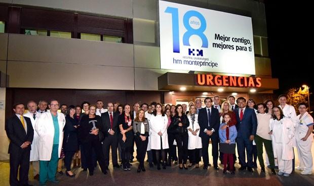 HM Montepríncipe celebra su 'mayoría de edad'
