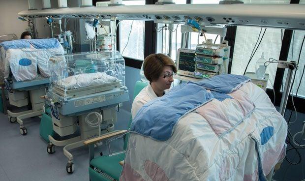 HM Montepríncipe renueva su UCI neonatal y su área materno-infantil