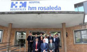 HM Rosaleda estrena Urgencias tras una inversión de un millón de euros