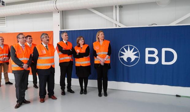 Horizonte de expansión para la planta de BD en Fraga en su 40 aniversario