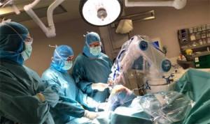 Clínico San Carlos, pionero en prótesis de rodilla con cirugía robótica
