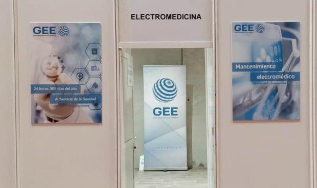 """Hospital Covid-19 Ifema: """"Los ingenieros de GEE trabajan en tiempo récord"""""""