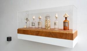 El Hospital de Dénia acoge una exposición olfativa de Ernesto Ventós