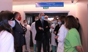 El Hospital de Fuenlabrada amplía las Urgencias Pediátricas y Obstétricas