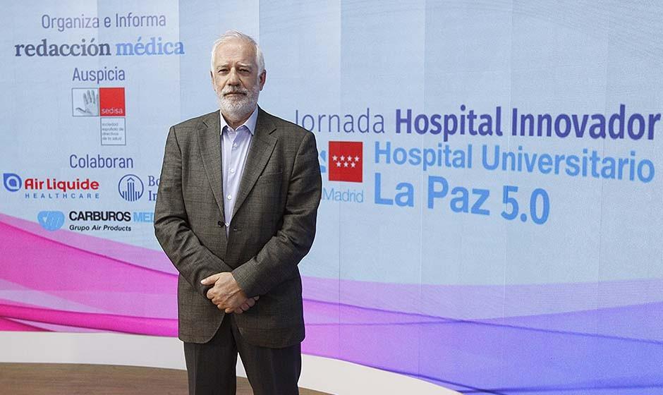 """El actual Hospital de La Paz """"mira demasiado hacia sí mismo"""""""