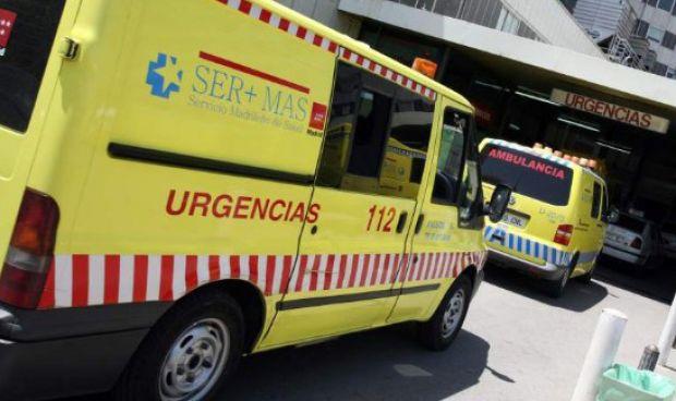 Hospitalizado en Madrid un niño de 13 años apuñalado por una compañera