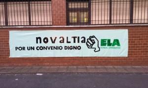 """Huelga indefinida en Novaltia: """"Pagan salarios cercanos al mínimo legal"""""""