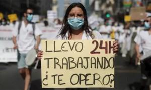 Huelga MIR en Madrid: avances con el Gobierno cancelan la manifestación