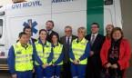 Huelva tendrá un servicio de traslado de pacientes críticos las 24 horas