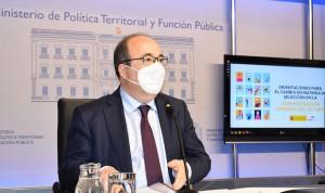 """Iceta no eliminará compaginar pública y privada """"si se cumple la jornada"""""""