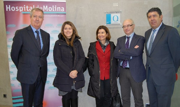 IDIS acredita la calidad asistencial del Molina y del Mesa del Castillo