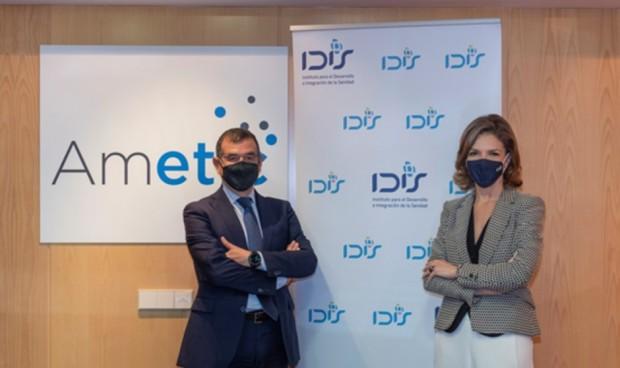 IDIS suma el apoyo de Ametic a su manifiesto 'Por una mejor sanidad'