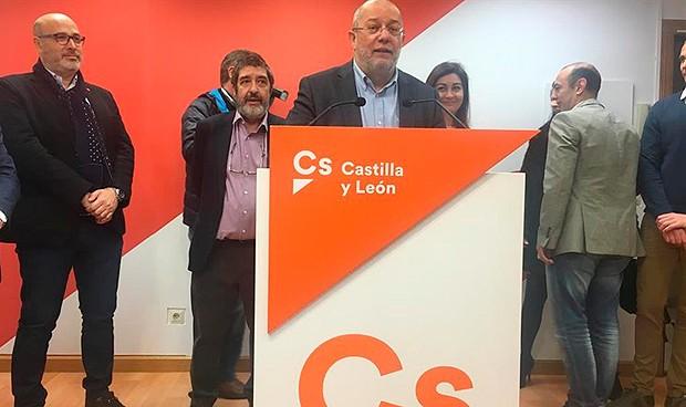 Igea se presenta a las primarias de C's para presidir Castilla y León