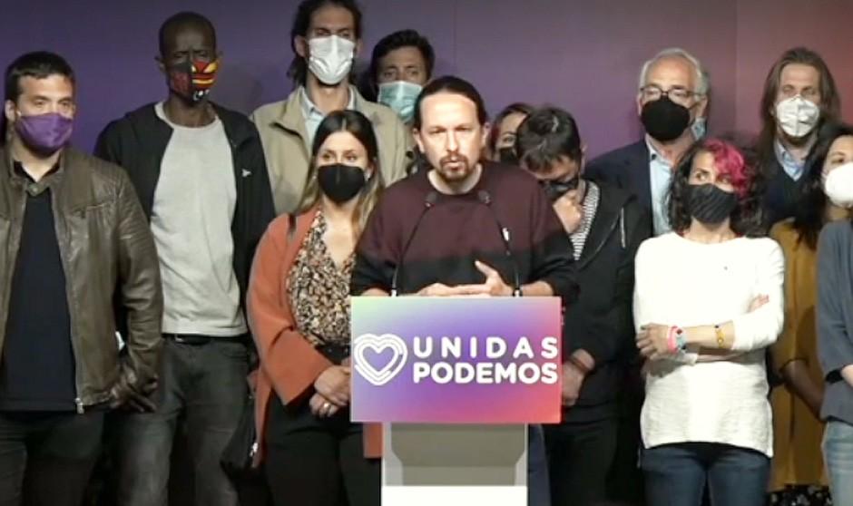 """Iglesias deja la política: """"La derecha, tragedia para la sanidad pública"""""""
