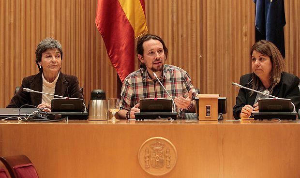 """Iglesias: """"La sanidad es lo que nos debe hacer sentir orgullo de patria"""""""