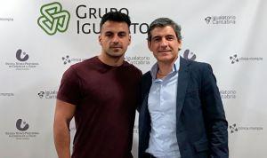 Igualatorio Cantabria apoya al deporte: patrocina al nadador Eduardo Blasco