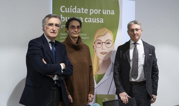 Igualatorio Cantabria da parte de sus ingresos a asociaciones de pacientes