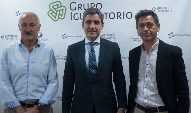 Igualatorio Cantabria renueva su colaboración con el Racing de Santander