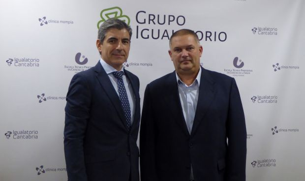 Igualatorio Cantabria se convierte en el principal patrocinador de la FCB